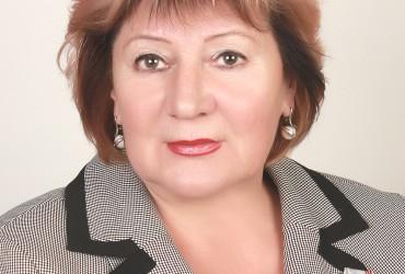 Брилева Марина Игнатьевна, заведующая парикмахерской № 8
