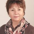 Битус Анна Ивановна, парикмахер мужского зала парикмахерской № 8