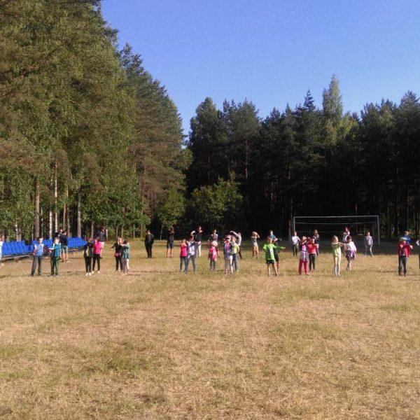 детский лагерь рядом с Минском