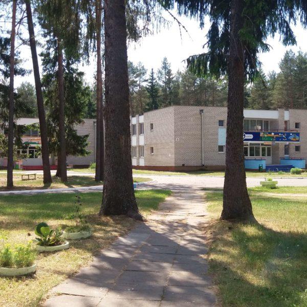 Лагерь для детей Полочанка