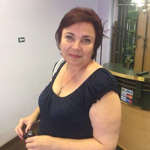 Оксана Ионова