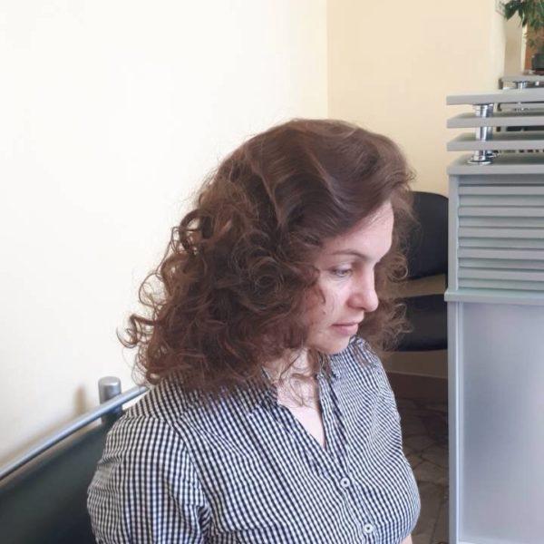 """Салон """"Ваш стиль"""" - Химическая завивка"""