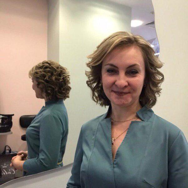 """Причёска в салоне """"Мечта"""" в Минске"""