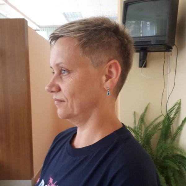 Короткая женская стрижка в Минске
