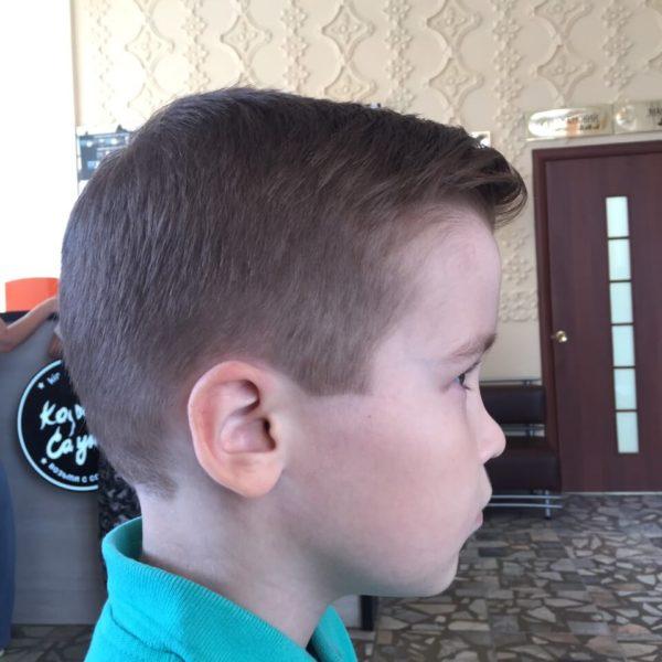 Детская стрижка для мальчика Минск