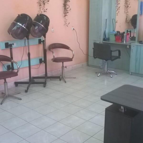 парикмахерская №129 в городе Минске
