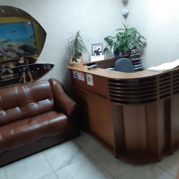 парикмахерская Наутилус в Минске